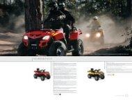 catalogo dei quad (ATV) CAN-AM BRP DS - quad center