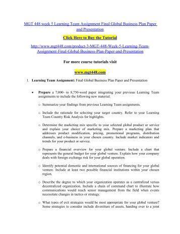 mgt448 global business strategies nigeria essay