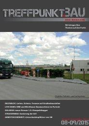 Treffpunkt.Bau 08-09/2015