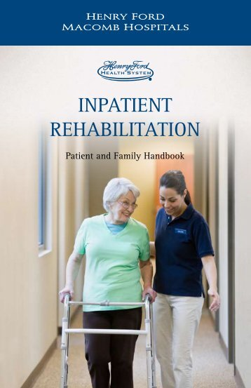 Inpatient Rehabilitation