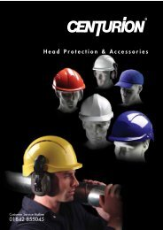 Head Protection & Accessories