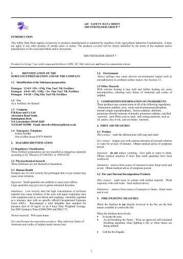 File 1 - Collier Turf Care Ltd