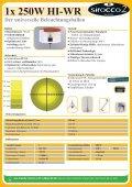 1x 250W HI-WR Der universelle ... - IBP Brandschutz - Page 2
