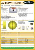 4x 150W HI-CR Der universelle Beleuchtungsballon - IBP Brandschutz - Page 2