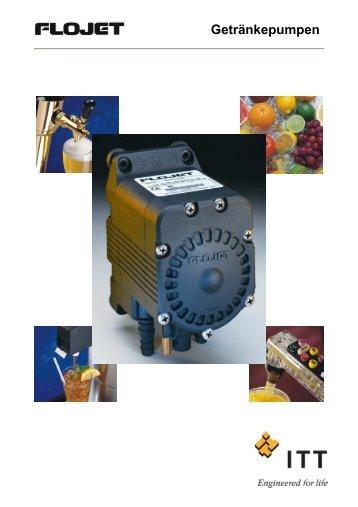 Getränkepumpen - Pumpenagent Beratung Service für Pumpen ...