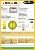 1x 1000W HI-T Der universelle Beleuchtungsballon - IBP Brandschutz - Page 2