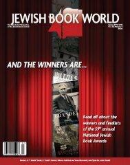 reviews - Jewish Book Council