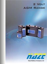 Haze Battery Company Ltd