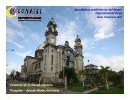 Catedral de la Divina Pastora Tucupita – Estado Delta Amacuro