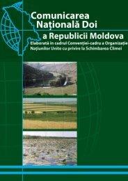 Comunicarea Naţională Doi a Republicii Moldova