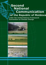 Second National Communication