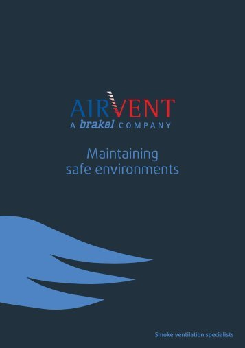 Maintaining safe environments