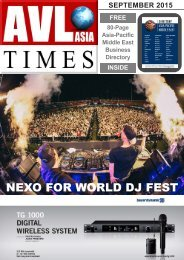 NEXO FOR WORLD DJ FEST