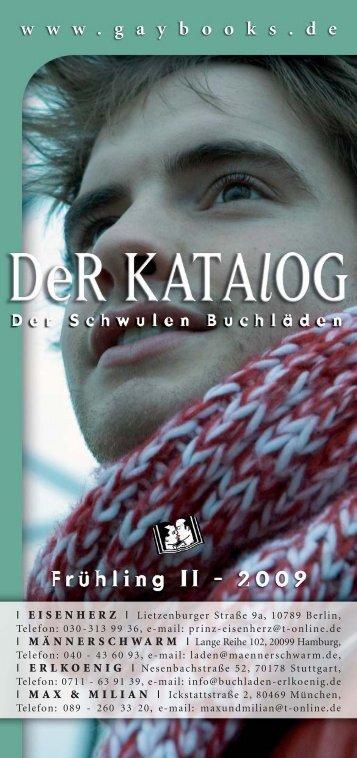 030-313 99 36, e-mail: prinz-eisenherz@t-online.de - Männerschwarm