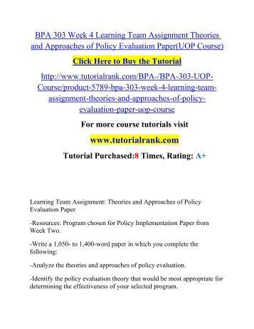 course evaluation essay