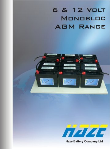 ISO 9001 - Haze Battery