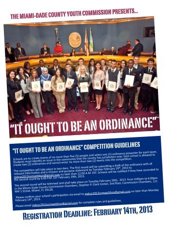 ORDINANCE""