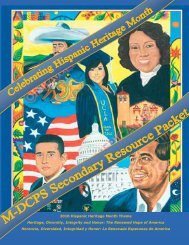 2010 Hispanic Heritage Month Theme Heritage, Diversity, Integrity ...