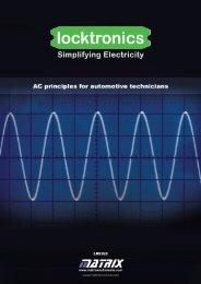 AC principles for Auto technicians - Matrix Multimedia Ltd