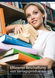 Effiziente Beschaffung von Verlagsprodukten