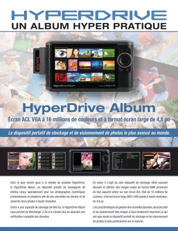 HyperDrive Album