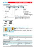Miniature industrial relays - Page 3