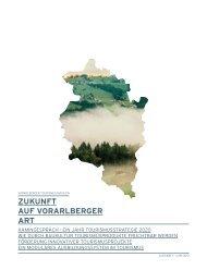 Zukunft auf Vorarlberger Art - Juni 2013