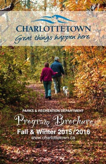 Fall & Winter 2015 / 2016