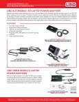 LAptop Power adaPters - Lind Electronics - Page 3