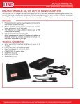 LAptop Power adaPters - Lind Electronics - Page 4
