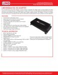 LAptop Power adaPters - Lind Electronics - Page 6
