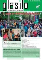 1. maja se dobimo na Debencu Pogovor z - Občina Trebnje