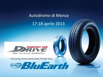 Autodromo di Monza 17-‐18 aprile 2013
