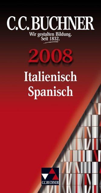 Italienisch Spanisch - C.C. Buchner