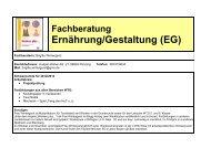 Fachberatung Ernährung/Gestaltung (EG) - Landkreis Landsberg ...