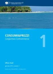 Scarica la congiuntura Confcommercio - Format