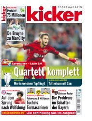 Kicker 071-2015