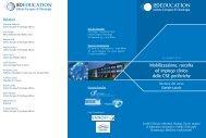 Mobilizzazione raccolta ed impiego clinico delle CSE periferiche