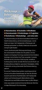 Bostitch Katalog Baugewerbe - Seite 2