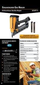 Bostitch Katalog Baugewerbe - Seite 4