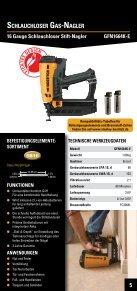 Bostitch Katalog Baugewerbe - Seite 5