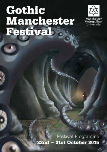 Gothic Manchester Festival