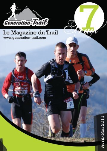 Le Magazine du Trail - Generation-Trail