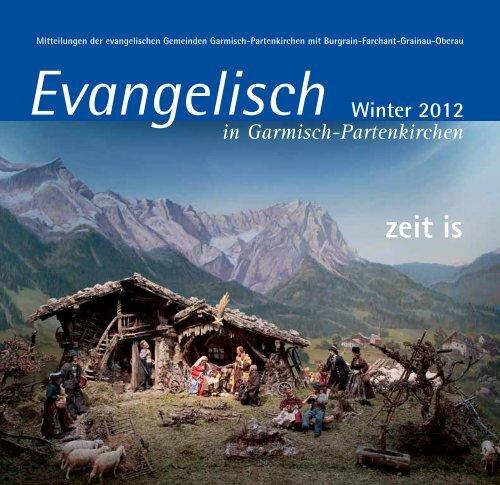 Gemeindebrief Winter 2012/2013 - evangelische Kirchengemeinden ...