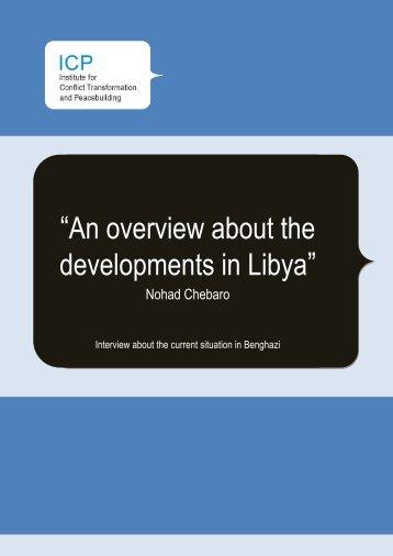 "Libya"""