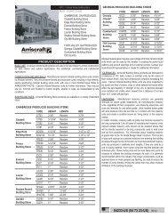Calcium Silicate Building Stone - Arriscraft International