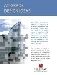 AT-GRADE DESIGN IDEAS