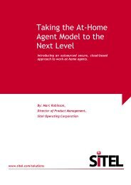 Taking the At-Home Agent Model to the Next Level