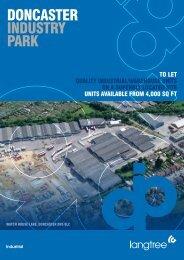 Doncaster Industry Park