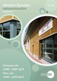 Allerton Bywater networkcentre